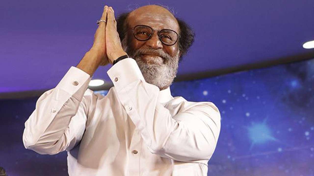 सुपरस्टार रजनीकांत का बड़ा एलान, नहीं लॉन्च करूंगा पॉलिटिकल पार्टी