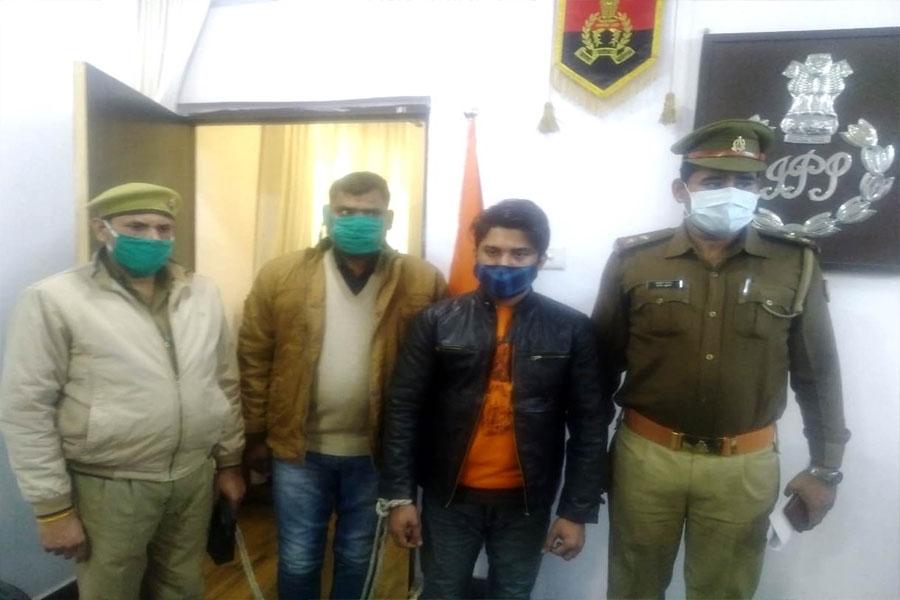 कानपुर-पुलिस ने 10 किलो चरस के साथ एक तस्कर को किया गिरफ्तार