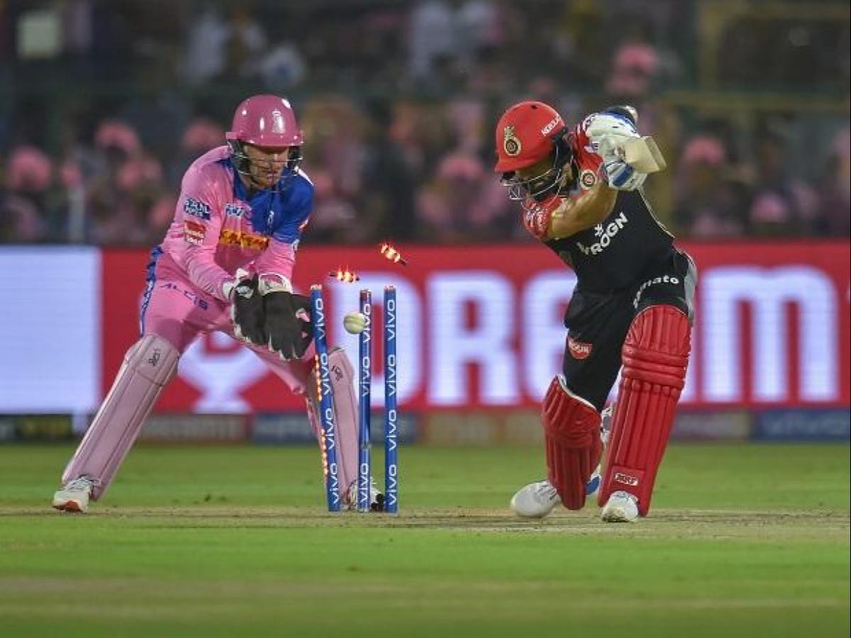 राजस्थान-बैंगलोर की टक्कर आज