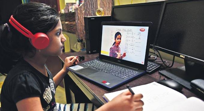 उत्तर प्रदेश में 20 मई से प्राथमिक कक्षाओं को छोड़कर फिर से शुरू होंगी ऑनलाइन कक्षाएं