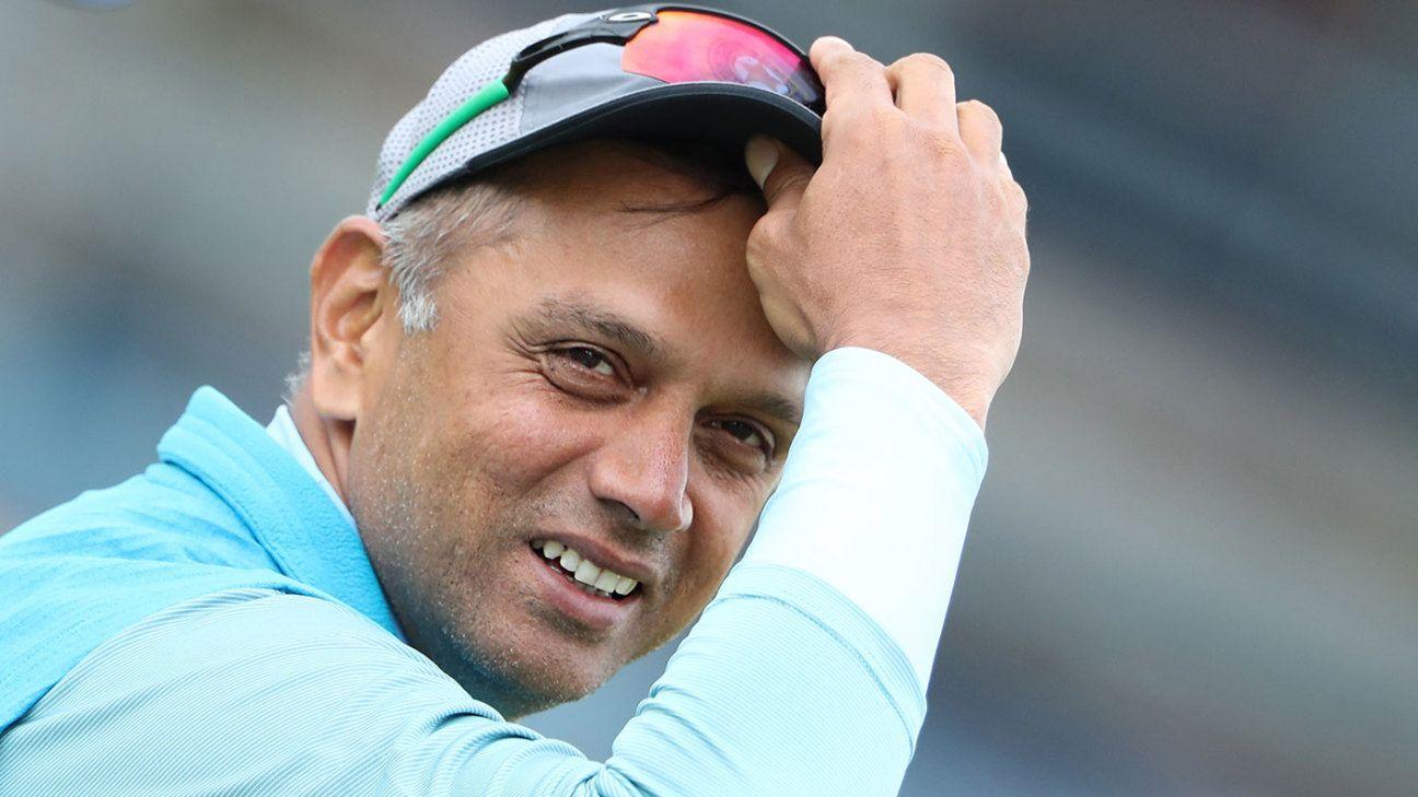 श्रीलंका दौरे पर राहुल द्रविड़ होंगे टीम इंडिया के कोच
