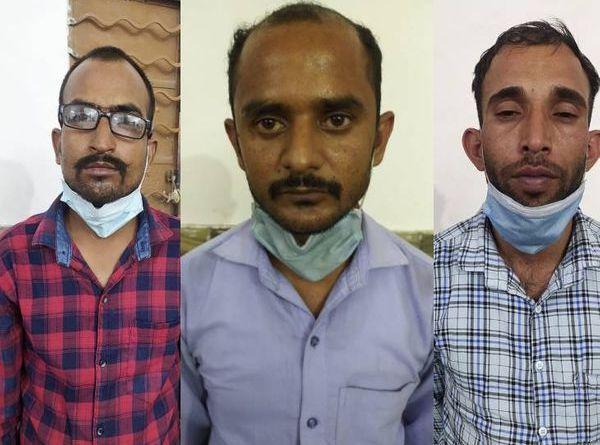 कानपुर में एसटीएफ ने तीन दवा तस्करों को गिरफ्तार किया , रेमडेसिविर की 265 शीशियां बरामद