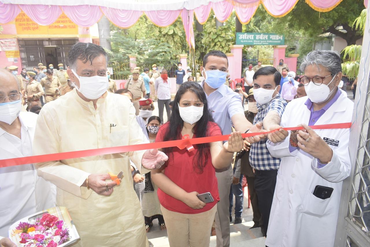 1 मई से युवाओं को वैक्सीनेशन का कार्य कानपुर में हुआ शुरु