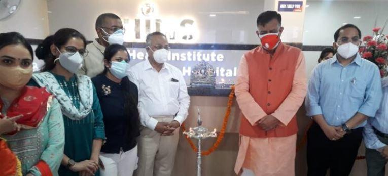 कानपुर में 100 बेड का एक और कोविड हॉस्पिटल हुआ शुरू