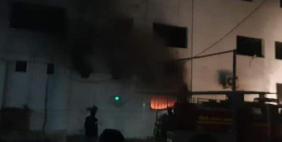 भरुच के अस्पताल में लगी आग , PM और CM ने जताई संवेदनाएं
