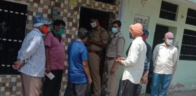 कानपुर में फील्ड गन के रिटायर्ड कर्मी ने फांसी लगाकर दी जान