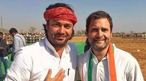 कांग्रेस को पूर्वांचल में तगड़ा झटका लगा पूर्वविधायक ललितेशपति ने पार्टी छोड़ी: