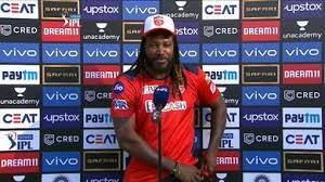 केकेआर बनाम पीबीकेएस के महत्वपूर्ण मैच से पहले गेल ने आईपीएल छोड़ा