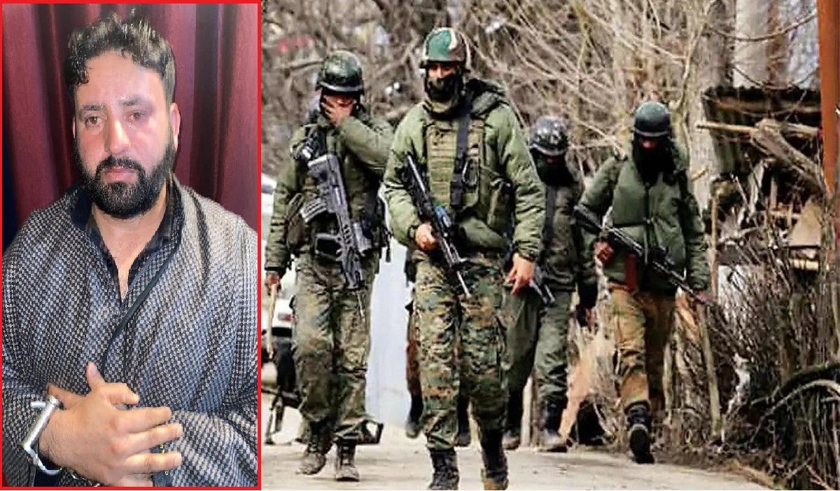 जम्मू-कश्मीर: BJP के 3 कार्यकर्ताओं की हत्या करने वाला संदिग्ध आतंकी जहूर अहमद गिरफ्तार
