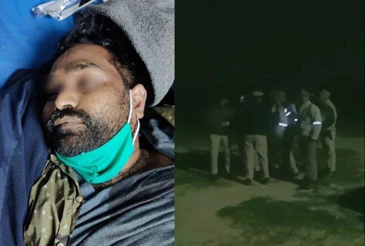 अजीत सिंह हत्याकांड: पुलिस मुठभेड़ में मारा गया शूटर गिरधारी, विकास दुबे जैसी कर रहा था चालाकी