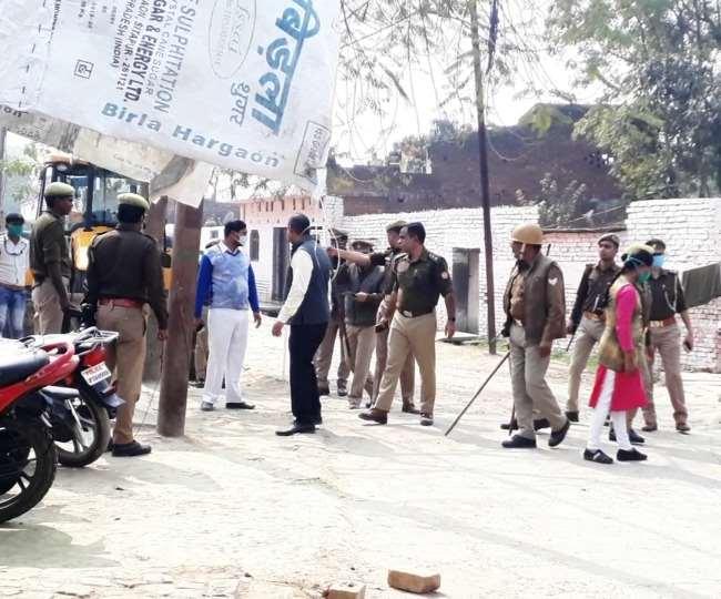 सीतापुर-महंत मुनि बजरंग दास पर चाकूओं से हमला, लखनऊ ट्रामा सेंटर रेफर