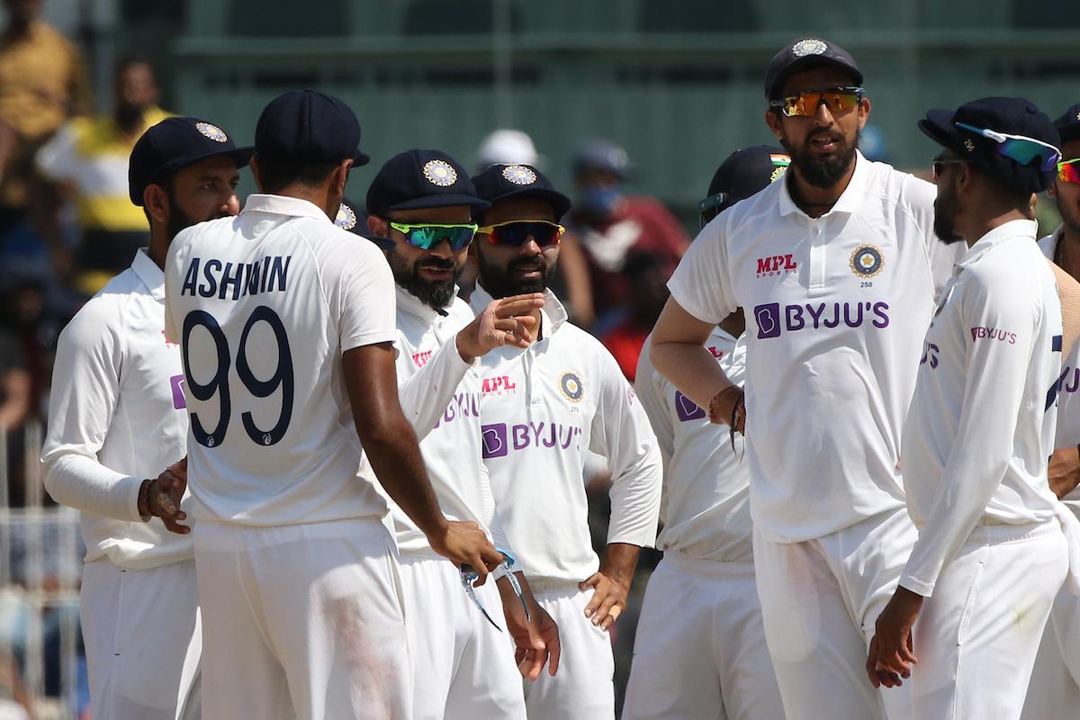 दूसरे टेस्ट में टीम इंडिया की शानदार जीत, 317 रन से जीता मैच,सीरीज में की 1-1 की बराबरी