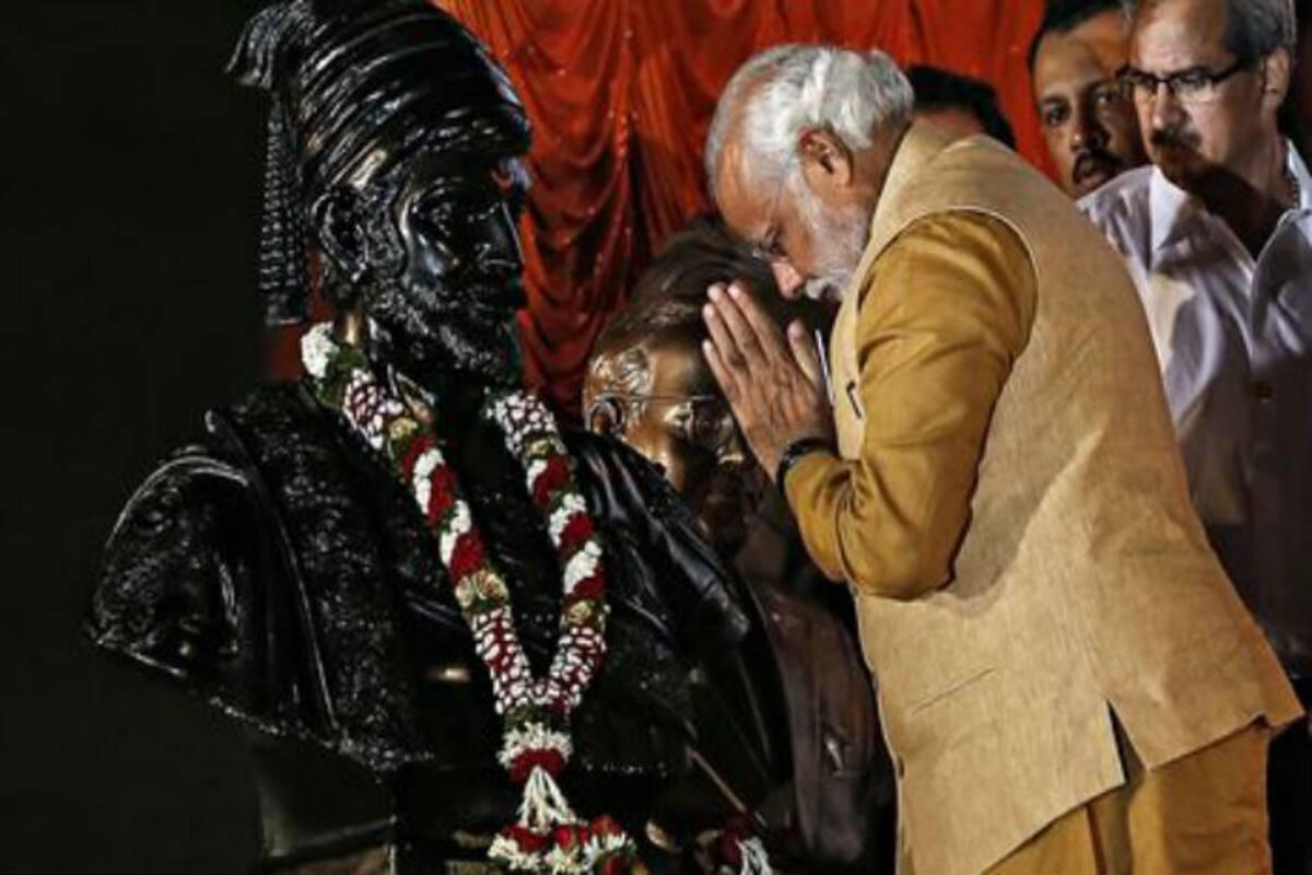 छत्रपति शिवाजी महाराज की जयंती पर PM मोदी सहित कई नेताओं ने दी श्रद्धांजलि