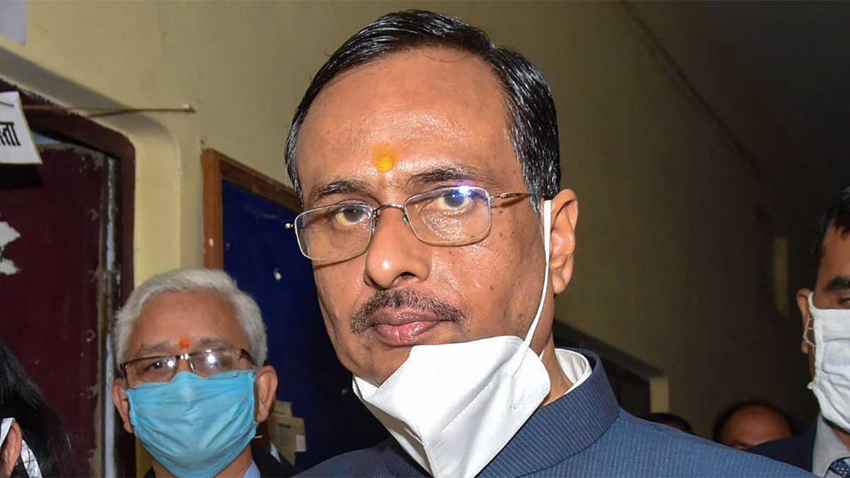 यूपी के डिप्टी सीएम दिनेश शर्मा और उनकी पत्नी भी कोरोना वायरस से संक्रमित