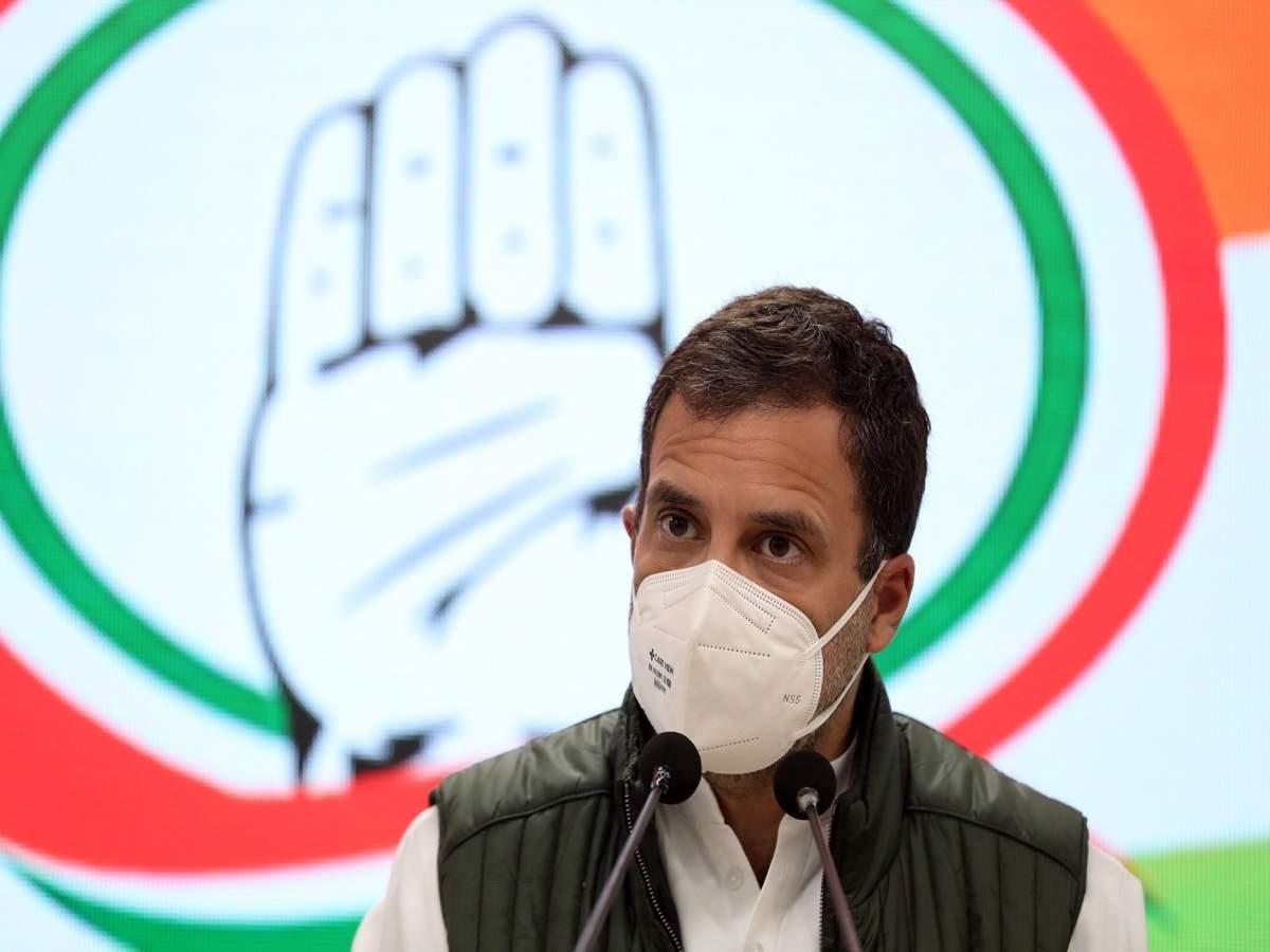 भारत में संकट सिर्फ कोरोना नहीं, केंद्र सरकार की जन विरोधी नीतियां हैं: राहुल गांधी