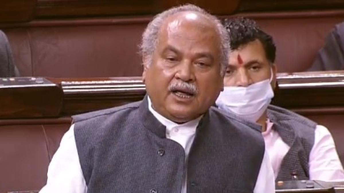 संसद में कृषि मंत्री ने कही ऐसी बात, विरोध करने वाले कांग्रेस नेताओं की छूटी हंसी