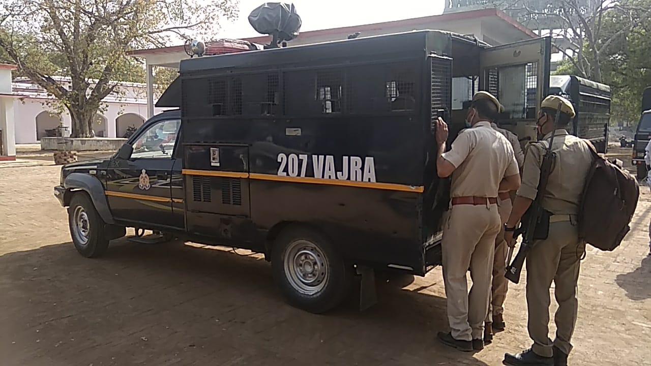 यूपी पुलिस का 'मिशन मुख्तार अंसारी' शुरू, पंजाब के लिए रवाना हुई स्पेशल टीम
