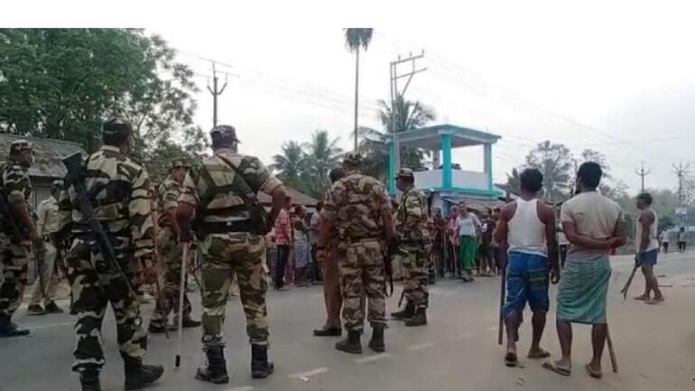 बंगाल चुनाव में हिंसा: सितालकुची में 5 लोगों की मौत, CISF जवानों से हथियार छीनने की कोशिश