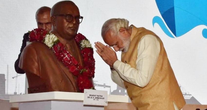 डॉ.भीमराव अंबेडकर की 130वीं जयंती, राष्ट्रपति और पीएम मोदी समेत कई मंत्रियों ने किया नमन