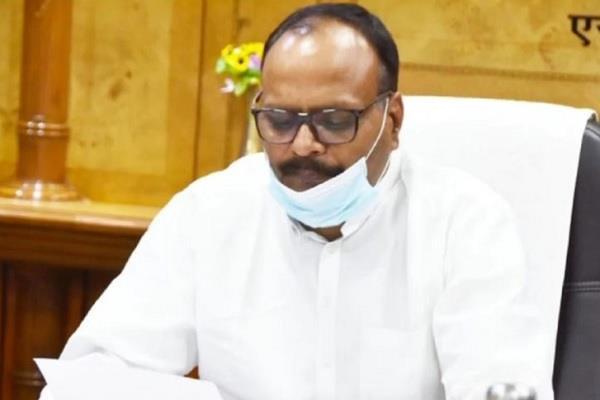 कोरोना का कहर : कैबिनेट मंत्री बृजेश पाठक का सराहनीय कदम, सौंपी विधायक निधि