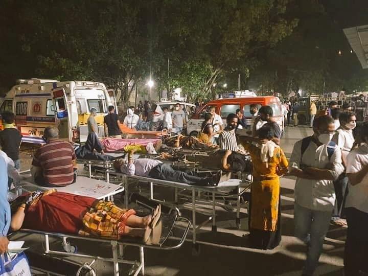 देश में कोरोना हुआ बेकाबू, 24 घंटे में सामने आए 2.17 लाख नए मामले,1185 लोगों की मौत