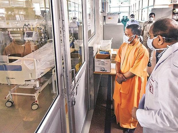 लखनऊ में बनेगा 1000 बेड का नया कोविड हॉस्पिटल, सीएम योगी दिया निर्देश