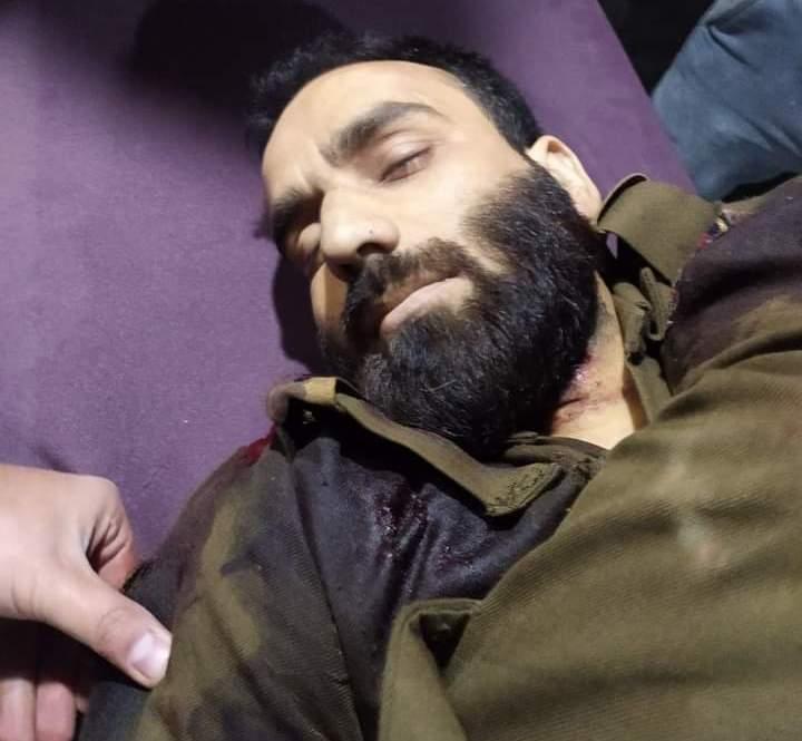श्रीनगर: बीजेपी नेता के घर आतंकी हमला, अनवर खान का संतरी हुआ शहीद
