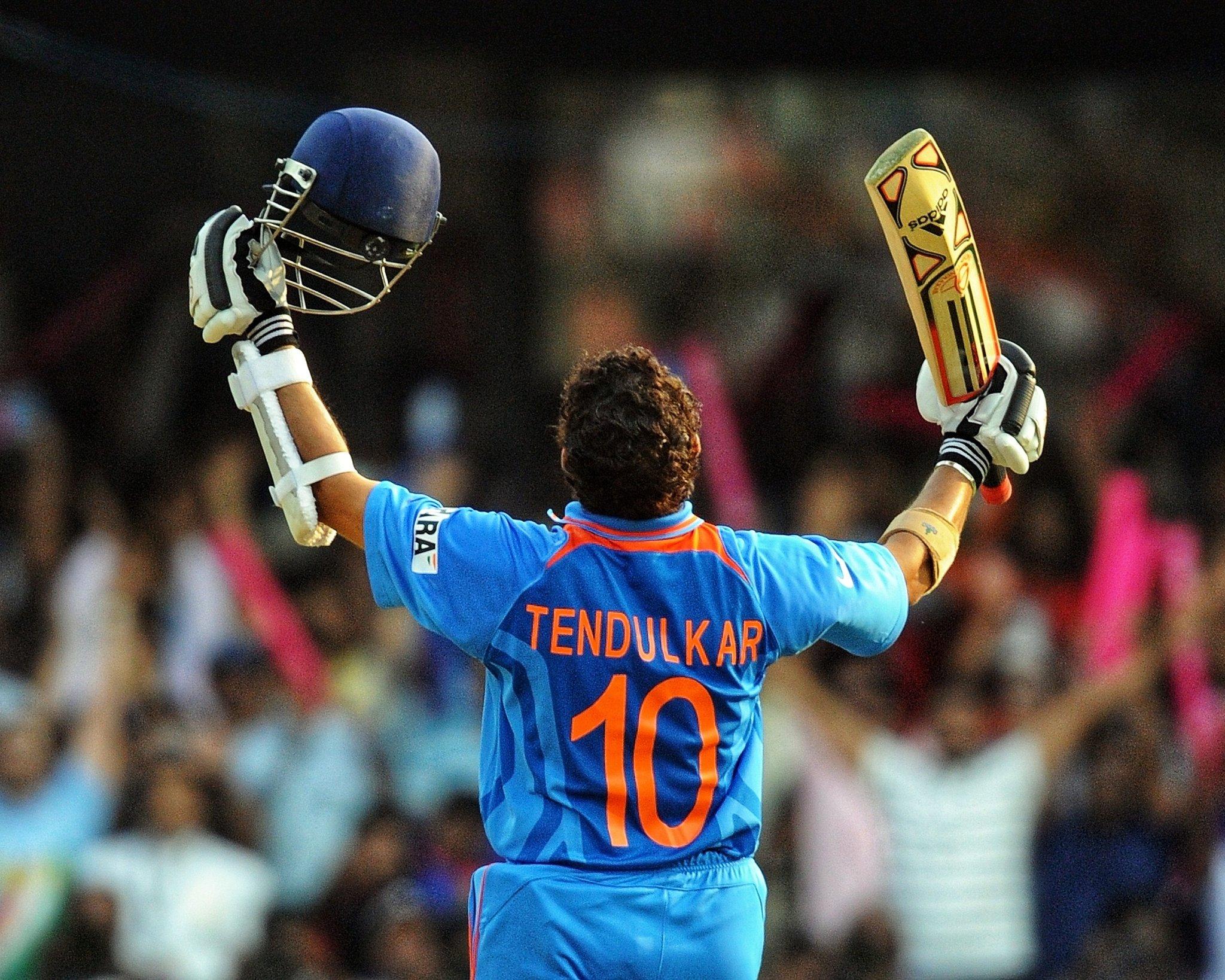 हैप्पी बर्थ डे: 48 साल के हुए क्रिकेट के भगवान, लोगों से सचिन तेंदुलकर ने की ये अपील
