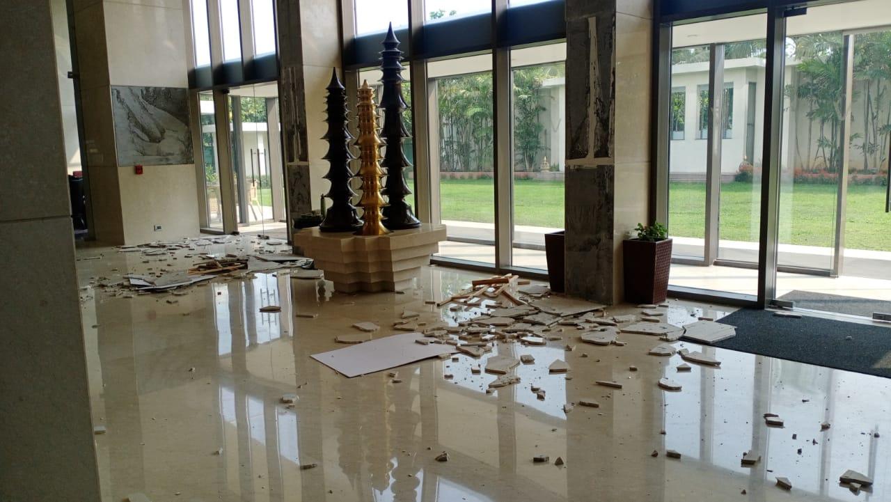 असम समेत पूर्वोत्तर में भूकंप के तेज झटके, 6.4 रही तीव्रता, कई इमारतों में पड़ी दरार