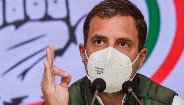देशवासियों से बोल राहुल गांधी,'त्रासदी में आप अकेले नहीं हैं...साथ हैं तो आस है'