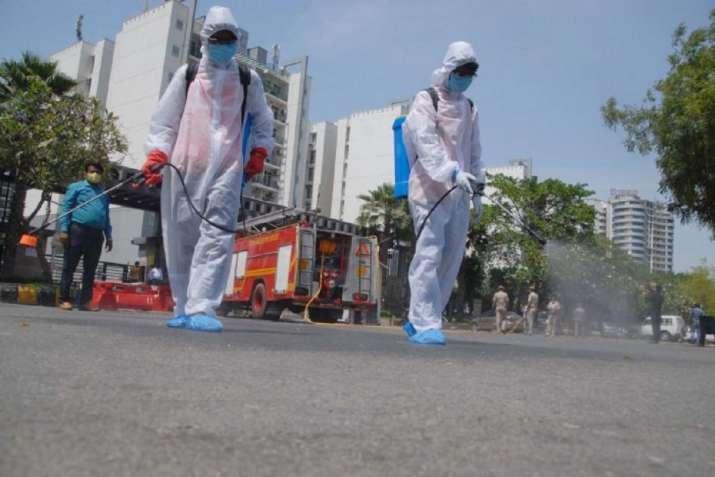 लखनऊ के KGMU में कोरोना वायरस का कहर, पाॅजिटिव पाए गए 40 डाॅक्टर