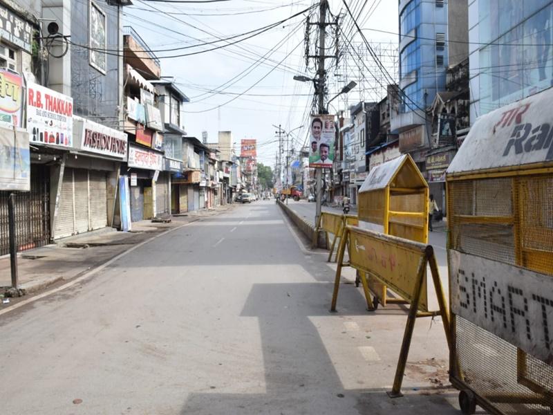 छत्तीसगढ़ के रायपुर में लगा संपूर्ण लॉकडाउन, जानें 9 अप्रैल से 19 अप्रैल तक क्या रहेगा बंद ?