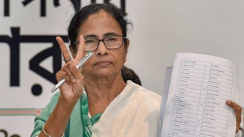 बंगाल में ममता की तृणमूल कांग्रेस ने जारी की 291 उम्मीदवारों की लिस्ट