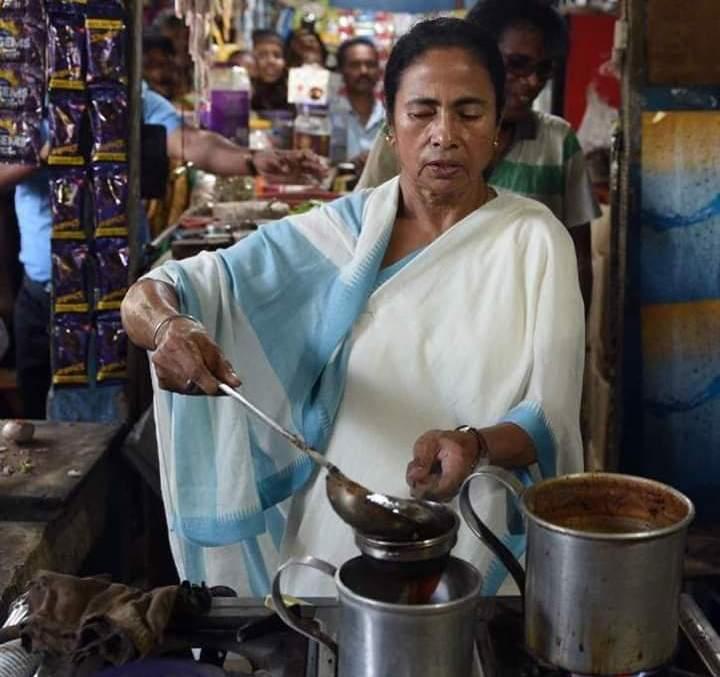 वीडियो: क्या चुनाव में चाय की चुस्की से ममता की कड़क होगी सियासत ?