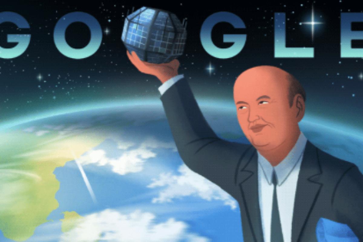 प्रोफ़ेसर उडुपी रामचंद्र राव: 'सैटेलाइट मैन ऑफ़ इंडिया' पर गूगल ने बनाया डूडल