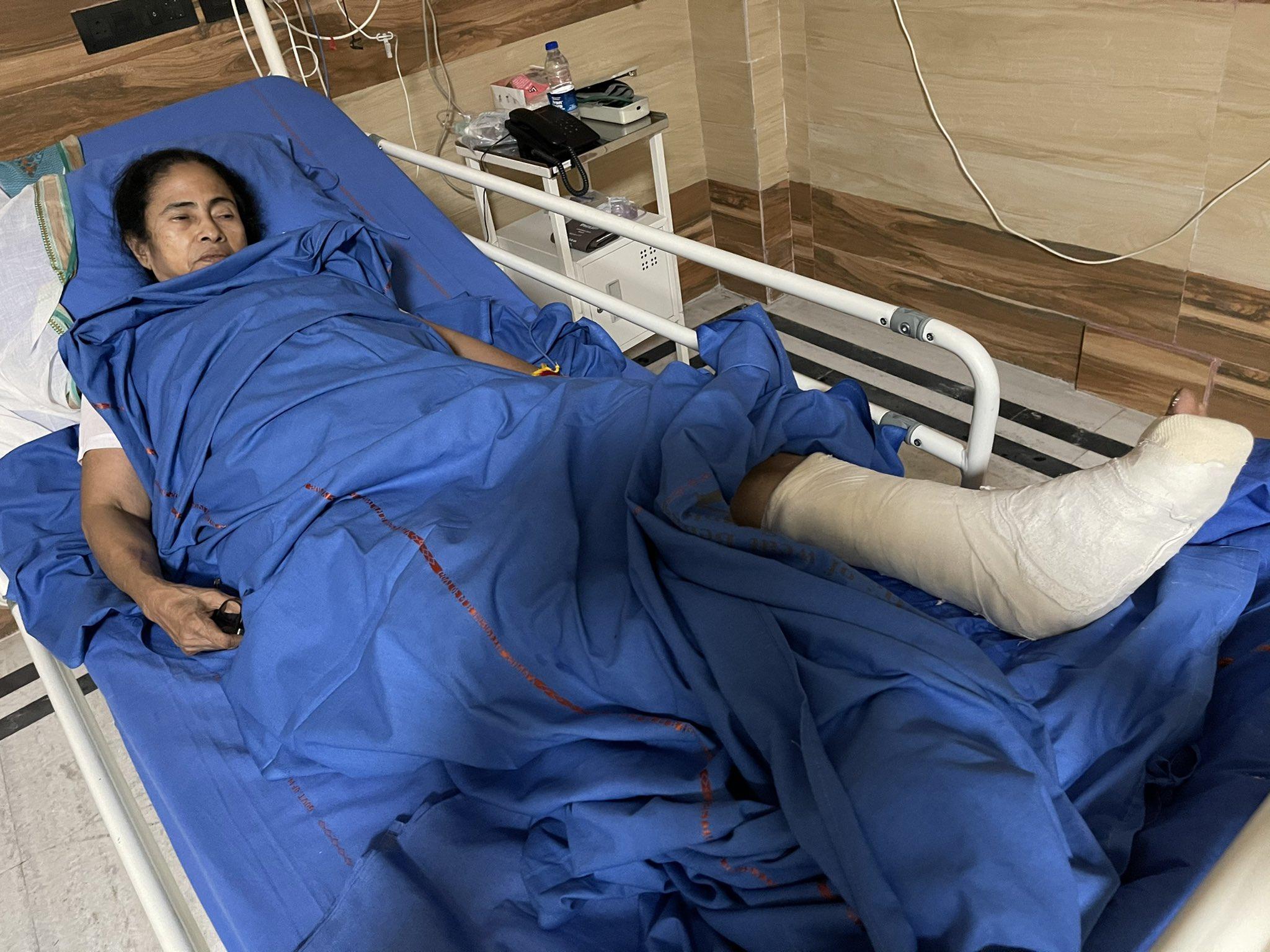 ममता बनर्जी पर हमले के बाद TMC ने जारी किया बयान, कहा- इस तरह का कोई भी हमला...