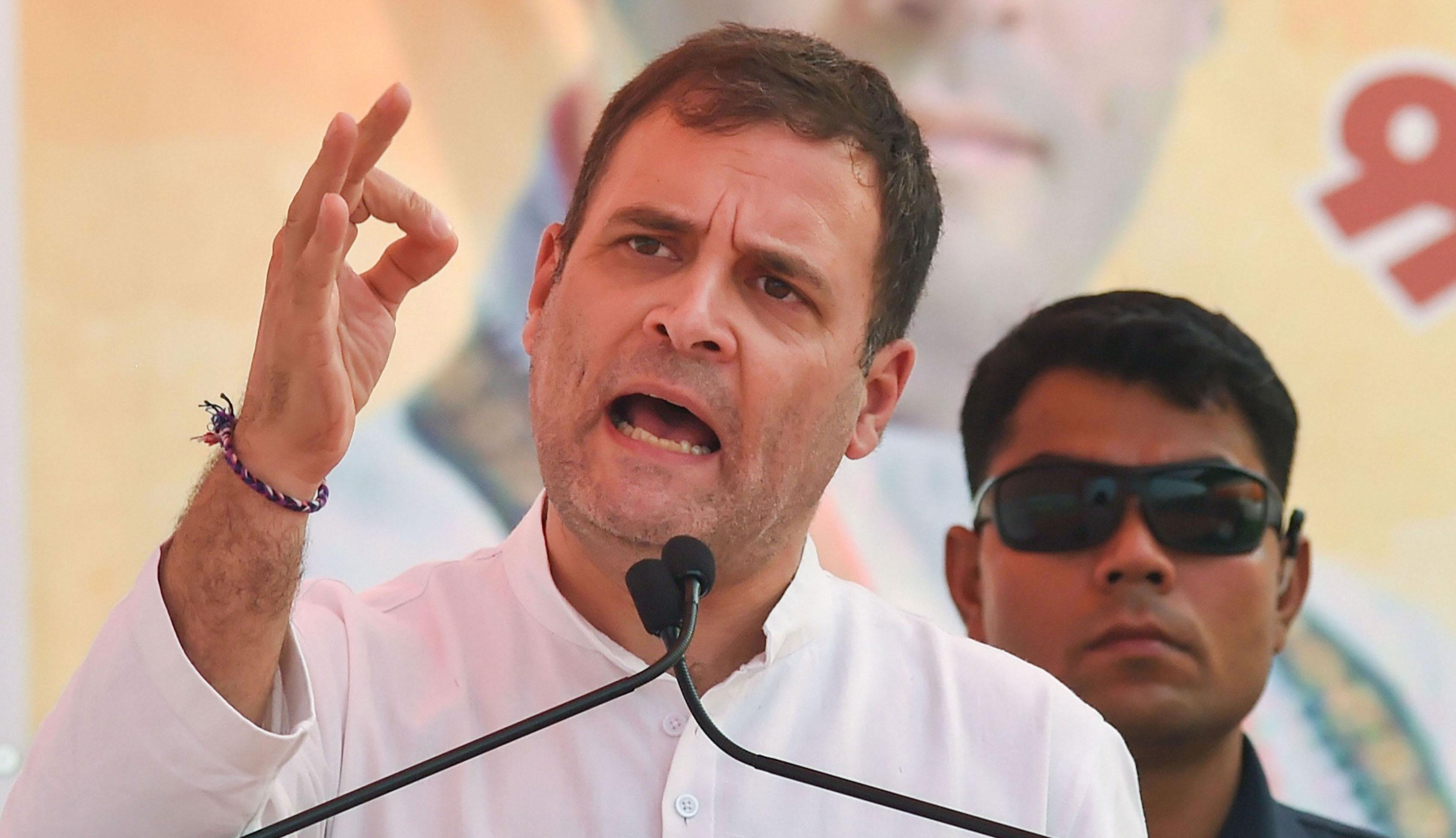 राहुल गांधी बोले- अडानी की संपत्ति 12 लाख करोड़ बढ़ी, आपकी कितनी बढ़ी.. जीरो
