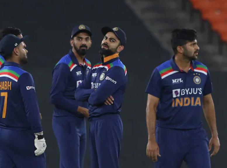 वीडियो: शार्दुल ठाकुर पर फूटा विराट कोहली का गुस्सा, मैच में की खराब फिल्डिंग
