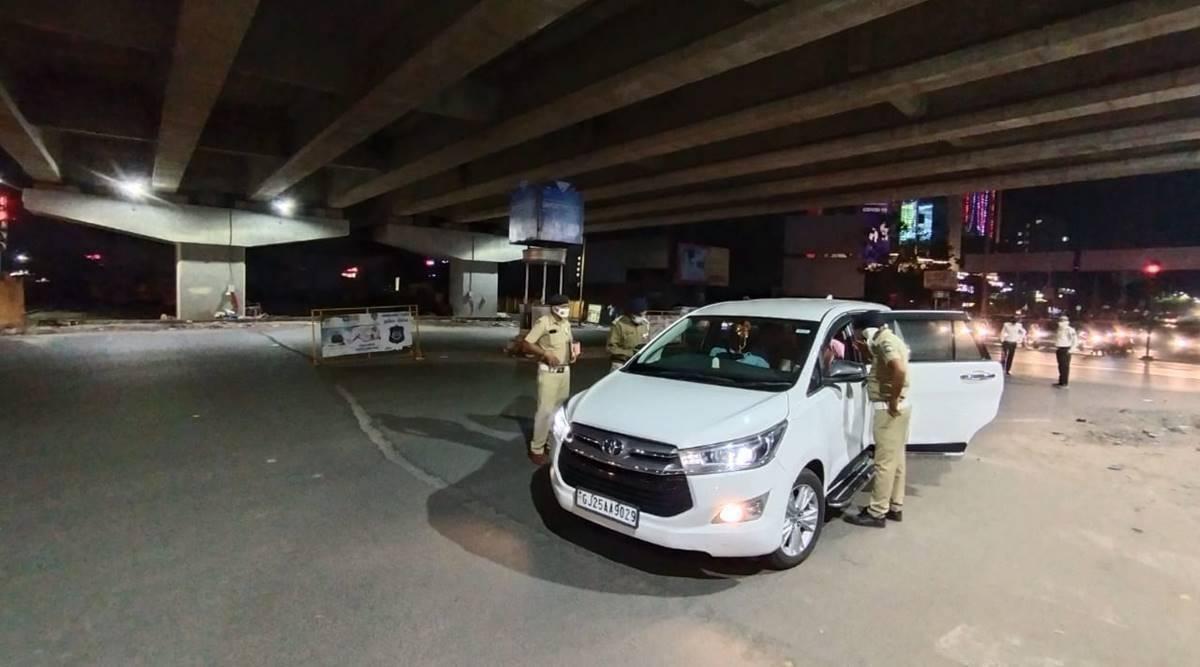 गुजरात में कोरोना से हड़कंप, अहमदाबाद-सूरत समेत इन चार शहरों में लगा नाइट कर्फ्यू