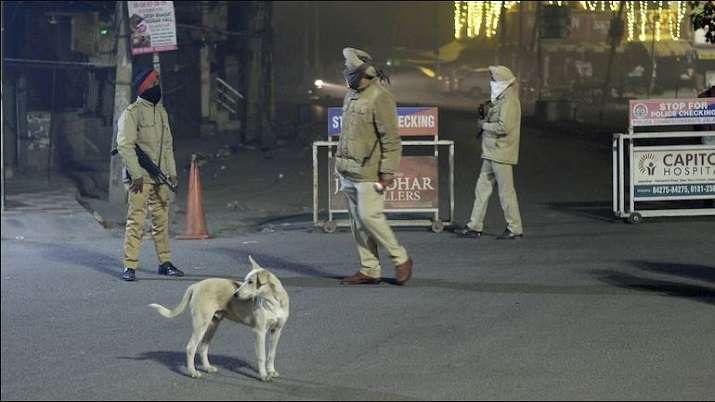 कोरोना का बढ़ता कहर: पंजाब के 9 जिलों में लगा नाइट कर्फ्यू