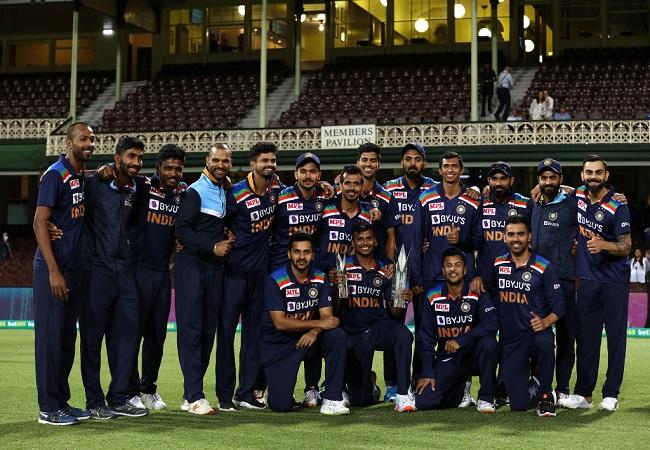 इंग्लैंड के खिलाफ वन-डे सीरीज के लिए टीम इंडिया के खिलाड़ियों की लिस्ट जारी