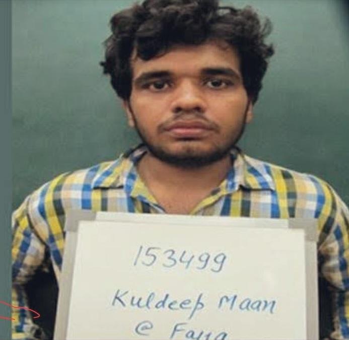 दिल्ली पुलिस और बदमाशों के बीच हुई मुठभेड़, एक बदमाश को लगी गोली, गैंगस्टर कुलदीप हुआ फरार