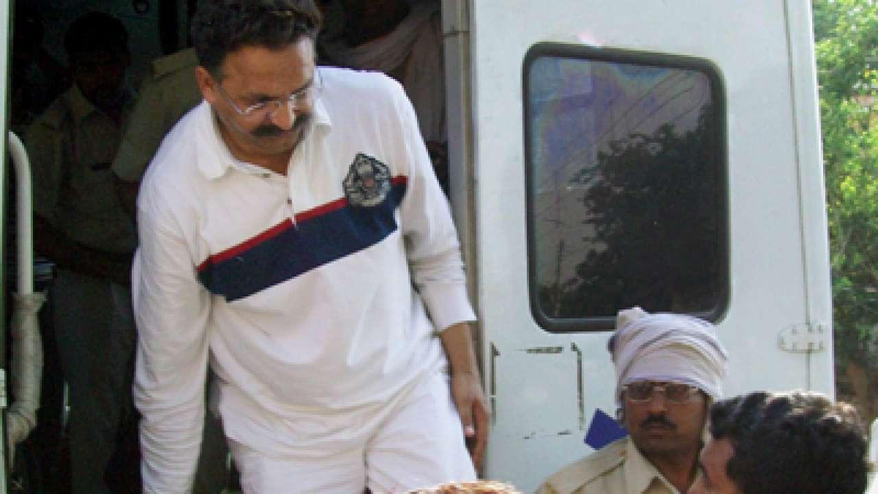 बाहुबली मुख्तार अंसारी को लगा सुप्रीम झटका, 'दो हफ्ते में पंजाब से UP की जेल शिफ्ट करने का आर्डर'