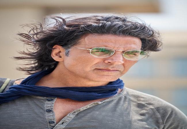 रामसेतू: अक्षय कुमार का फर्स्ट लुक आउट, एक्टर ने पूछा कैसा लग रहा है?