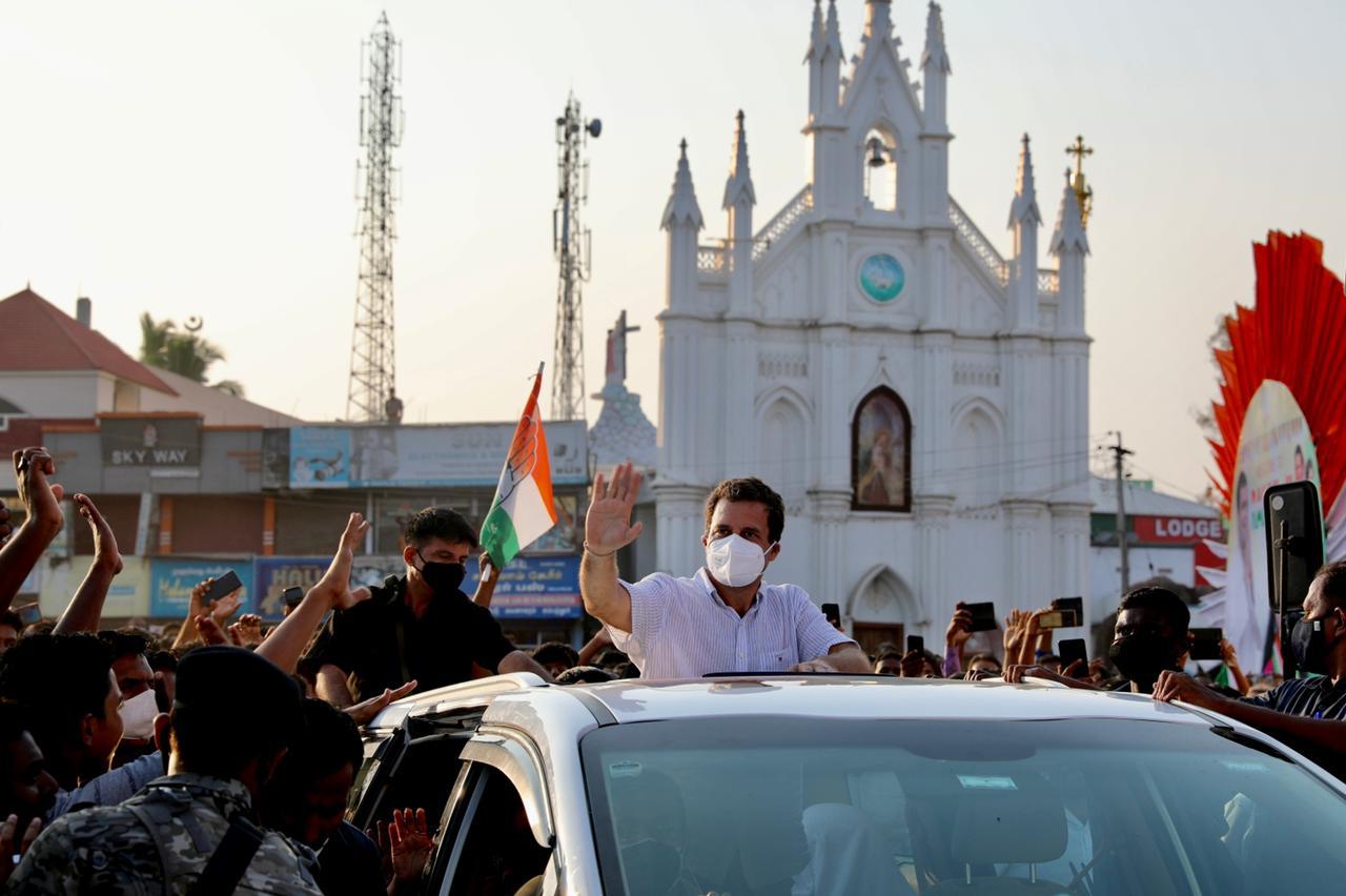 राहुल गांधी का मुहावरों के जरिए केंद्र पर निशाना, कहा- IT-ED-CBI को उंगलियों पर नचाती है सरकार