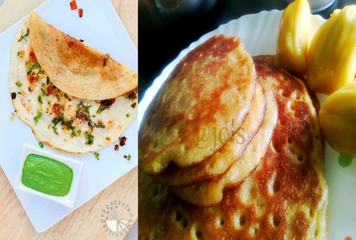 कटहल का डोसा: नाश्ते में बनाएं कर्नाटक का 'पोनसा पोलो'