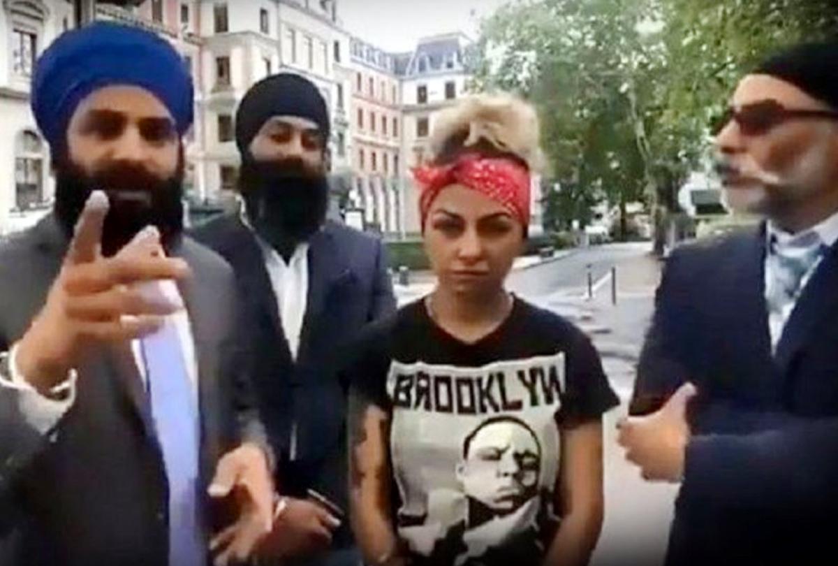 रैपर हार्ड कौर ने उगला जहर, पीएम मोदी और अमित शाह को वीडियो में कहा 'डरपोक'