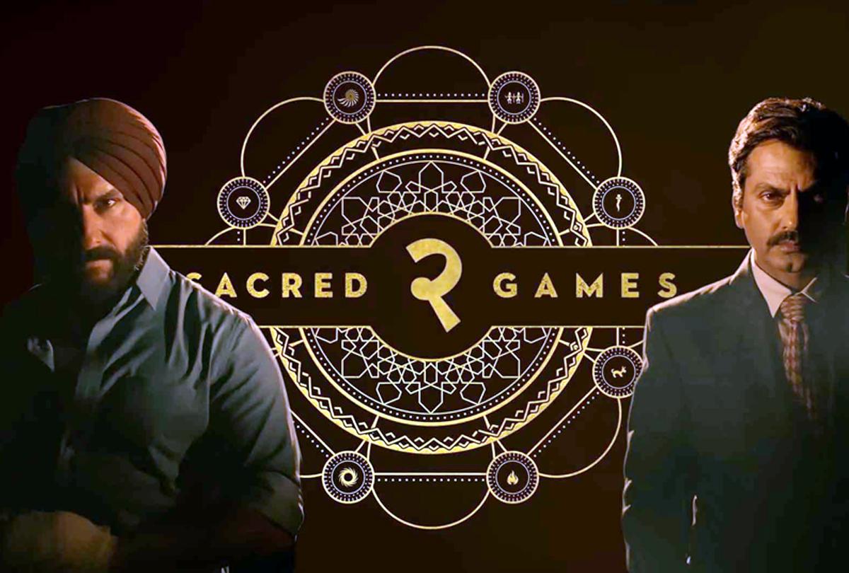 Sacred Games 2: ''गुरूजी'' की धमाकेदार एंट्री के साथ ''गायतोंडे'' का अलग रूप , कुछ ऐसा रहा दर्शकों का रिएक्शन