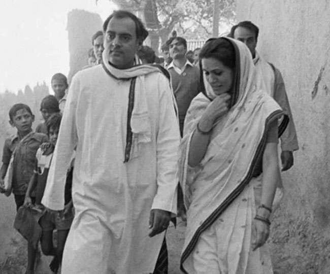 राजीव गांधीकी जयंती पर पीएम मोदी और सोनिया ने दी श्रद्धांजलि, पढ़िए उनके जीवन से जुड़े ये किस्से...