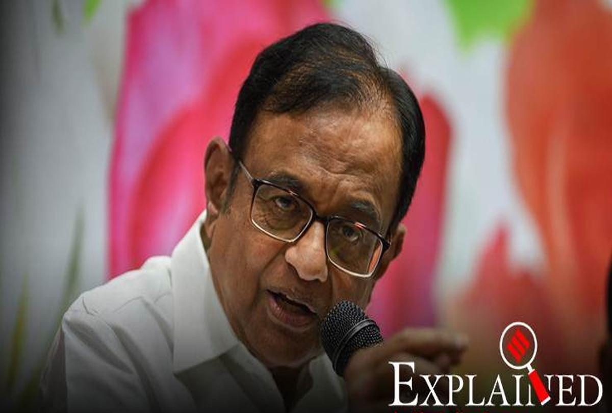 CBI-ED के डर से 'मिस्टर इंडिया' बने पी. चिदंबरम, जानिए INX Media case की पूरी सच्चाई
